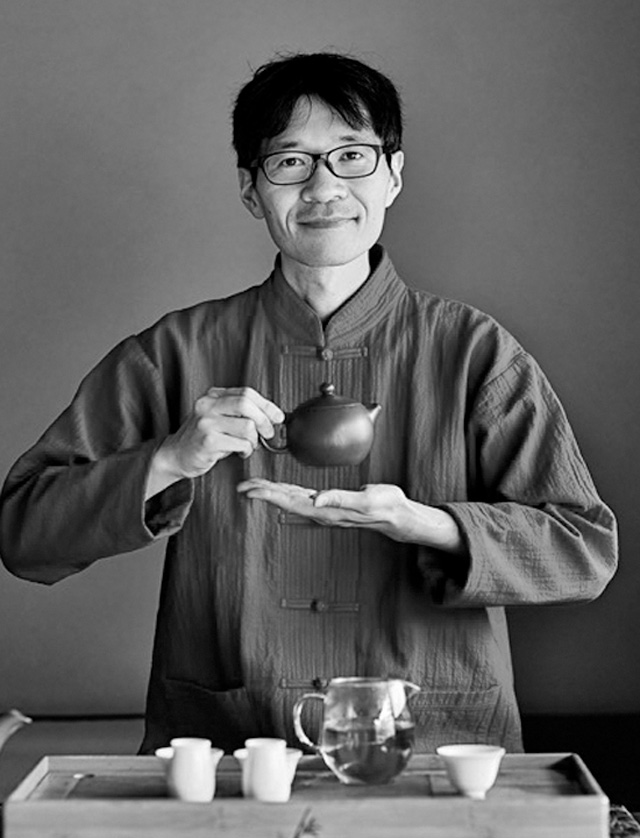 Executive Officer/ Tea Master Nobuyoshi Tajima