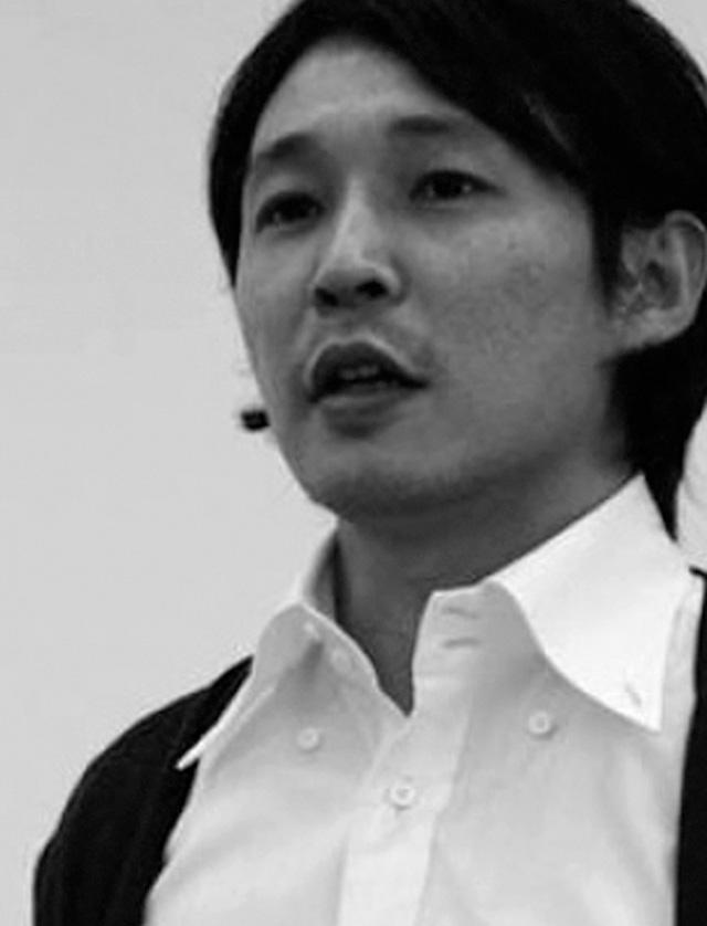 Executive Officer/ Tea Master Takuya Watanabe